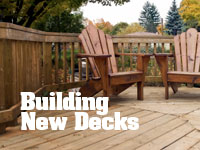 Decks and Home Remodeling